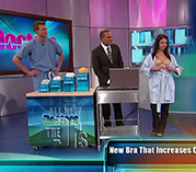 Upbra featured on 'The Doctors' tv show